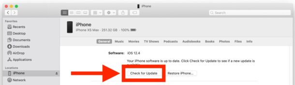 How to Update System Software on iPhone & iPad