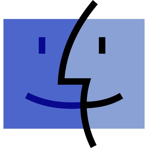 Classic Mac OS logo