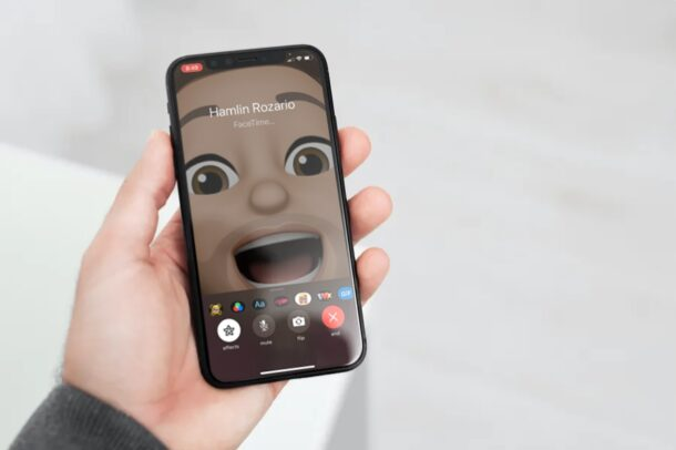 How to Record FaceTime Calls on iPhone & iPad