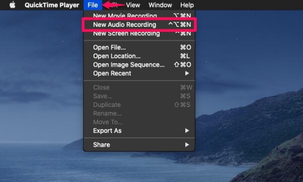 How to Record a Podcast on Mac with QuickTime