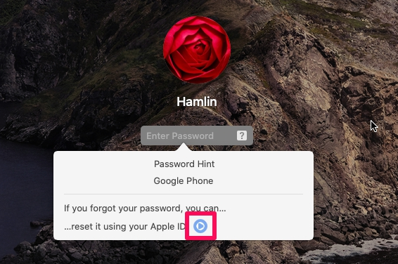 How to Reset MacOS Password in MacOS Catalina, Big Sur, Mojave