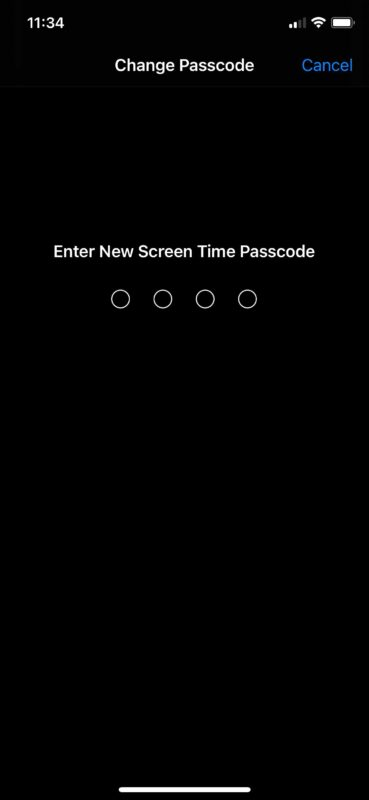 How to Reset Screen Time Passcode on iPhone & iPad
