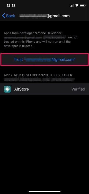 How to Trust an App on iPhone & iPad