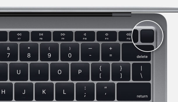 How to Turn a Mac Off or On