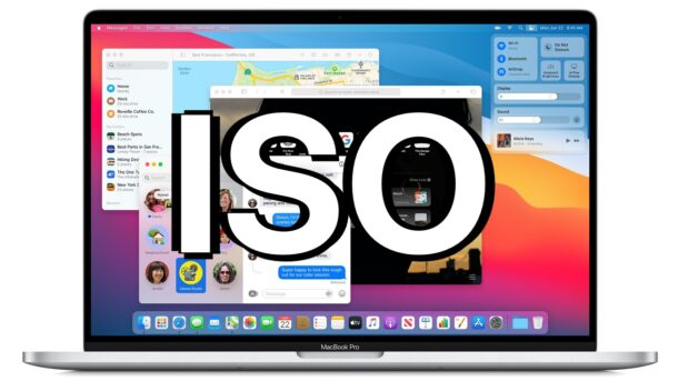 How to make MacOS Big Sur ISO File