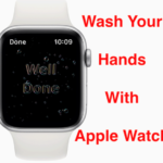 Apple Watch handwashing