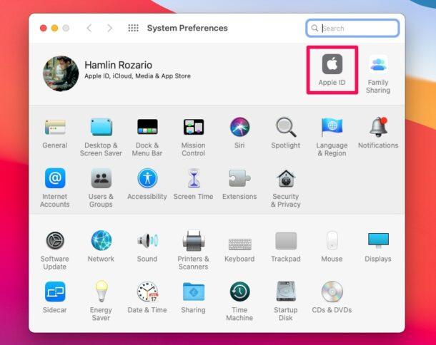 How to Reset iCloud Password on Mac