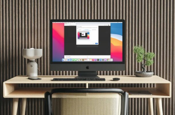 How to Screen Share with Google Meet on Mac