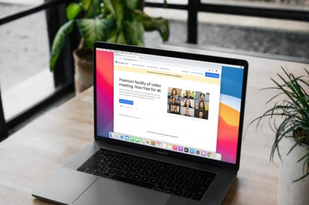 How to Use Google Meet on Mac