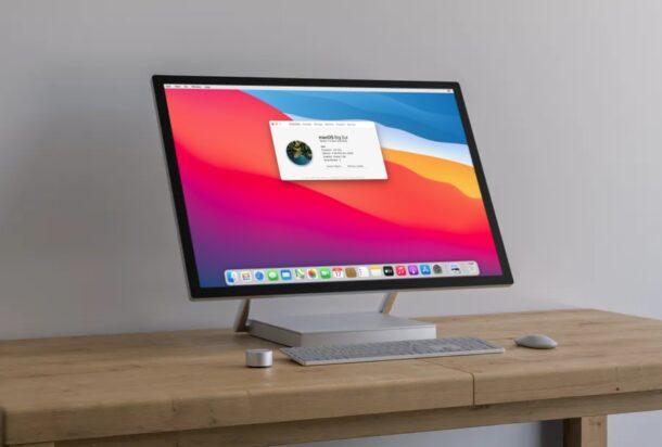 How to Install macOS Big Sur Using VirtualBox on Windows