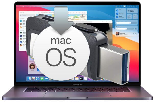 How to make a macOS Big Sur beta boot installer drive