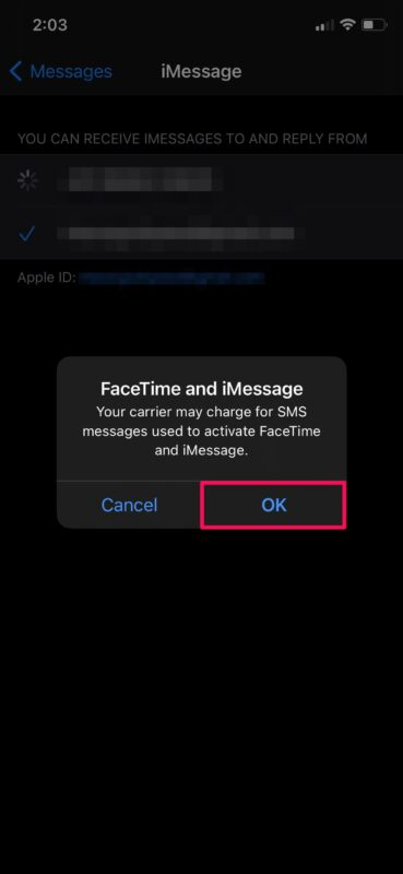 How to Update Phone Number for iMessage & Facetime on iPhone & iPad