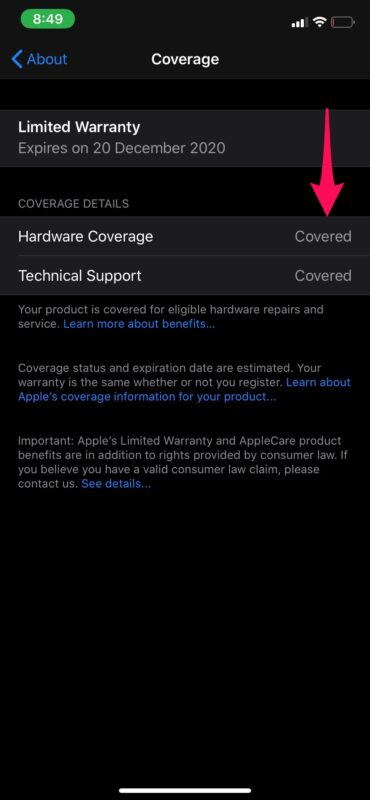 How to Check if Your iPhone is Still in Warranty