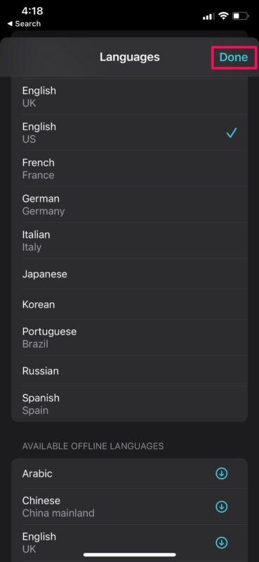 How to Translate Speech on iPhone & iPad