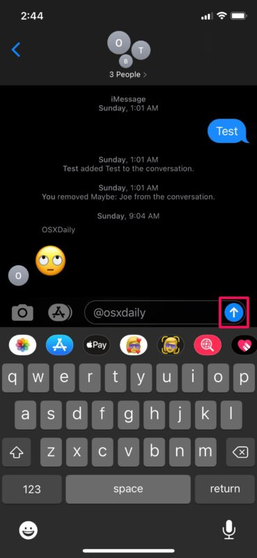 How to Use Mentions in Messages for iPhone & iPad
