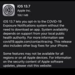 iOS 13.7 update download