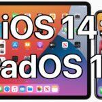 iOS 14 and iPadOS 14