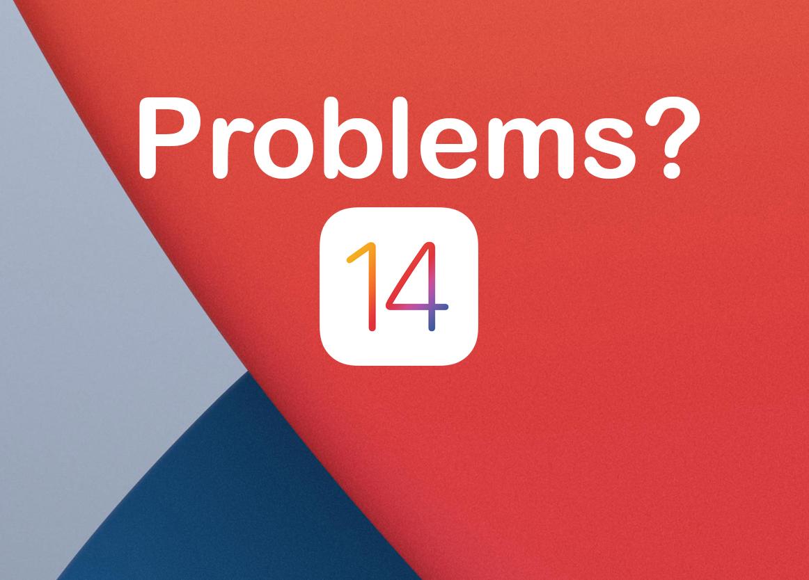 Troubleshooting Ios 14 Problems Osxdaily