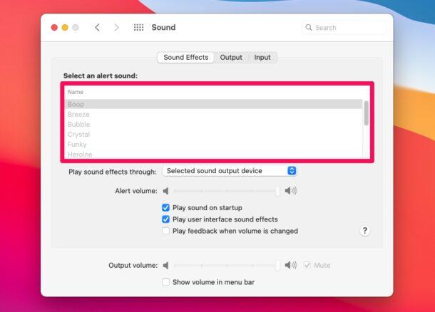 8 Best New Features in macOS Big Sur