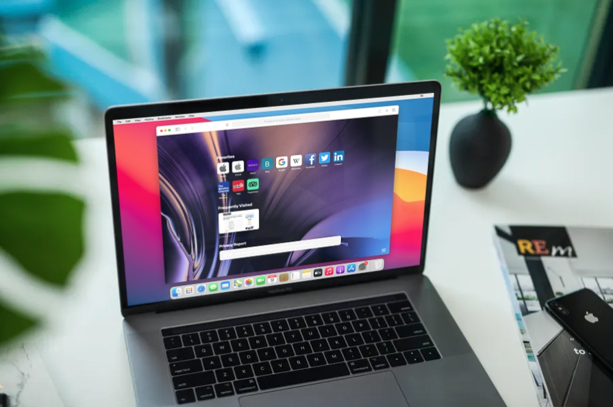 How to Change Safari Background Image in MacOS