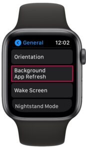 How to Disable Background App Activity on Apple Watch