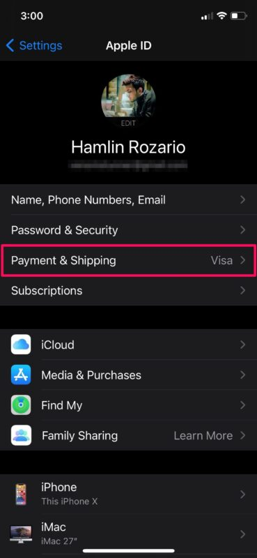 How to Add Payment Method to Apple ID on iPhone & iPad