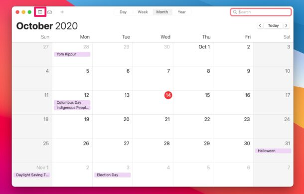 How to Merge Calendars on Mac