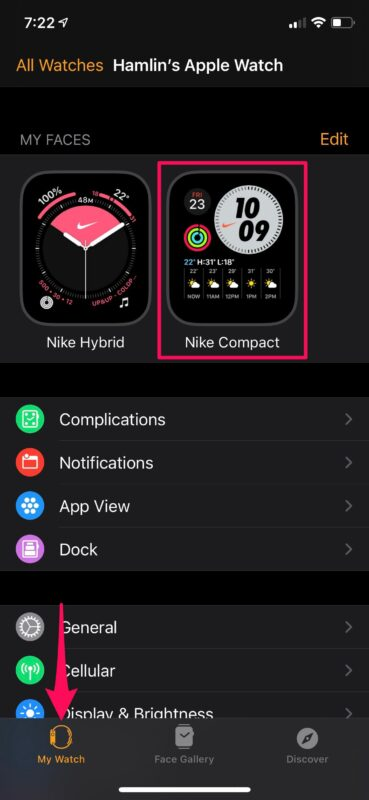 How to Set Watch Face for Apple Watch from iPhone