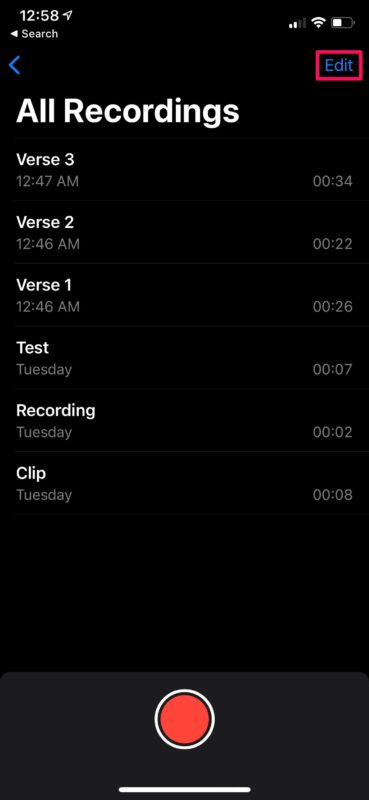 How to Store Voice Memos in Folders on iPhone