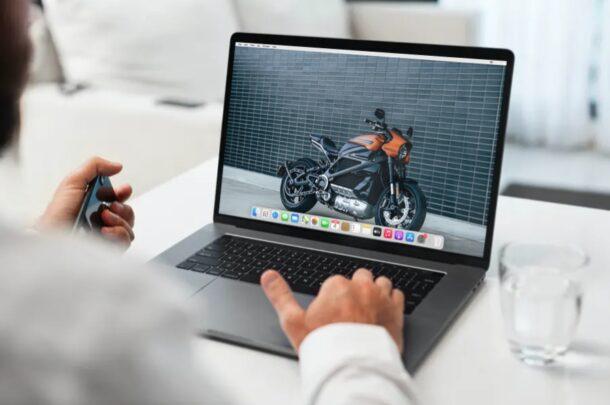 How to Change the Desktop Wallpaper Backround in MacOS