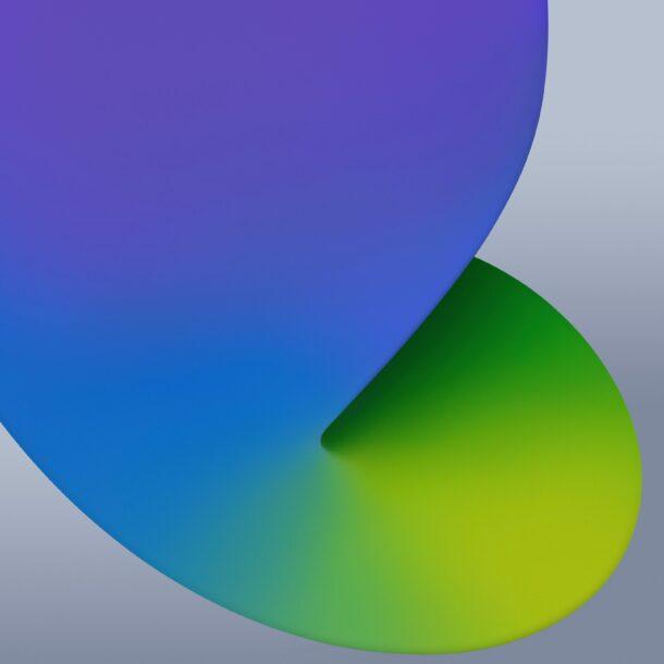 Get the iPadOS 14 Default Wallpapers