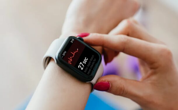 How to Record ECG on Apple Watch