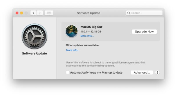 macOS Big Sur download available now