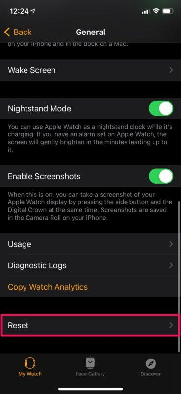 How to Reset Apple Watch Passcode