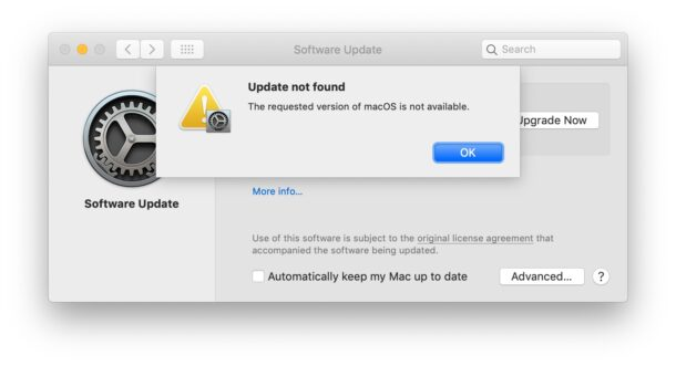 Troubleshooting macOS Big Sur Problems & Issues