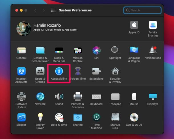 How to Change Menubar Size in MacOS Big Sur