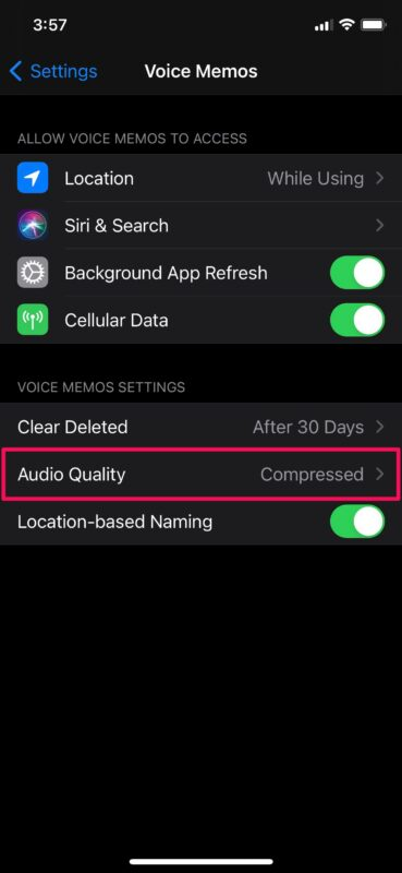 How to Improve Recording Quality of Voice Memos on iPhone & iPad