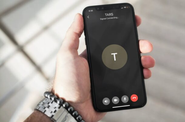 How to Make Video & Voice Calls on Signal