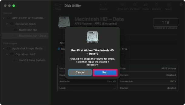How to Repair the Startup Disk on M1 Apple Silicon Macs