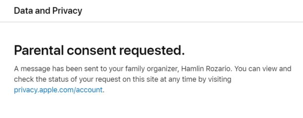 How to Delete an Apple Child Account from Family Sharing