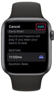 How to Use Apple Watch to Track Sleep