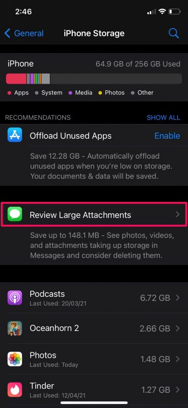 How to Bulk Delete Attachments on iPhone & iPad
