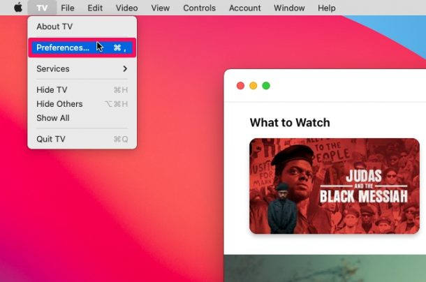 How to Change Download Quality for Apple TV+ on Mac