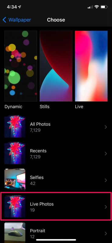 How to Set a Video as Wallpaper on iPhone & iPad