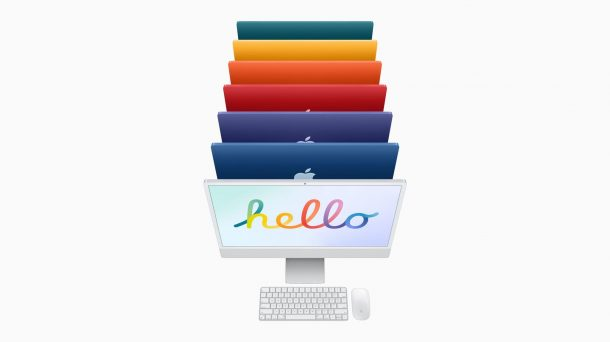 How to Use iMac Hello Screen Saver on Older Macs