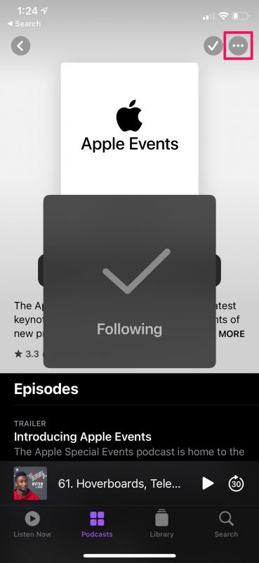 How to Follow Podcasts and Automatically Download New Episodes