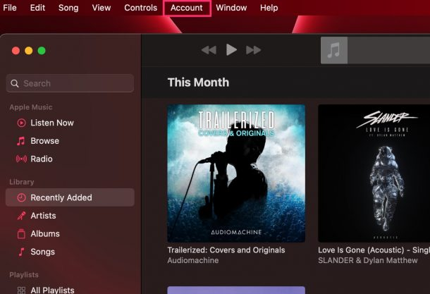 How to Authorize Your Mac to Play Apple Music