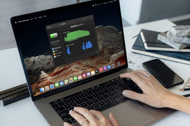 How to Check Mac Battery Health