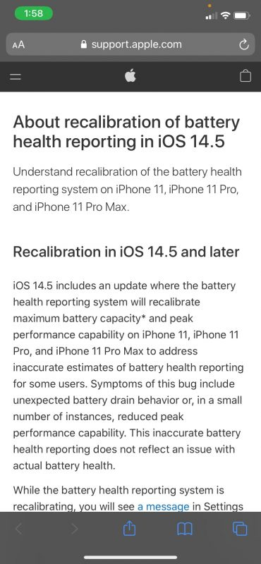 How to Recaliberate Battery on iPhone 11, iPhone 11 Pro, & iPhone 11 Pro Max