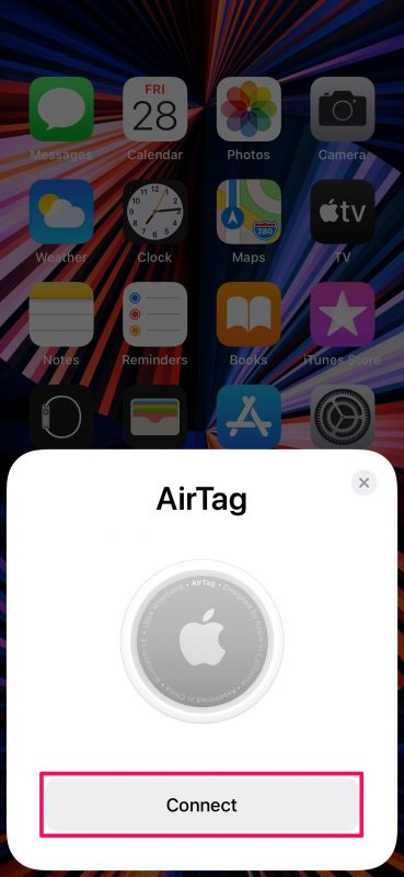 How to Set Up an AirTag on iPhone